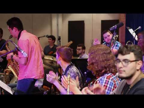 UNT Latin Jazz Lab - The Rat Race