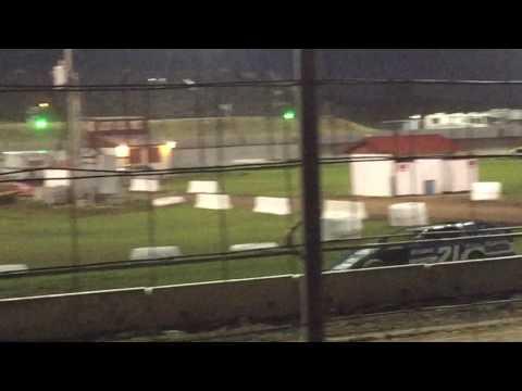 Farley Speedway 3rd practice 5/11/17