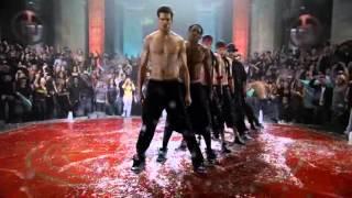 El baile de Moose - Película Step up 3