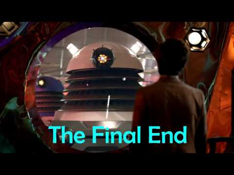 Doctor Who Unreleased Music - Victory of the Daleks - The Final End