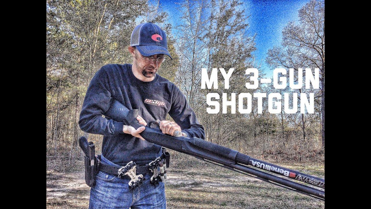Benelli m2 tactical reviews - My 3 Gun Shotgun Benelli M2 Update