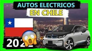 🚗 AUTOS ELECTRICOS en CHILE 2019 - NUEVOS AUTOS ELECTRICOS