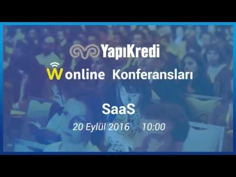 Software as a Service (SaaS) Nedir? – Webrazzi Online Konferansları