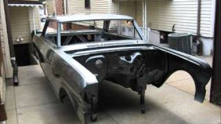 63 CHEVY NOVA BUILD