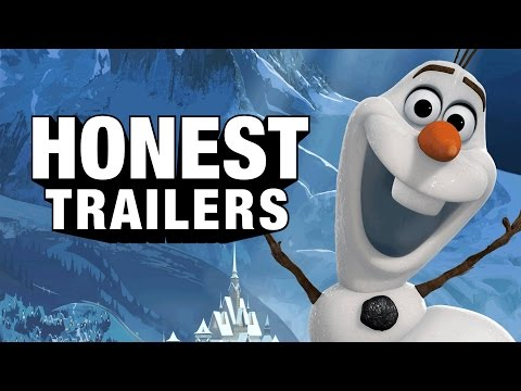 Thumbnail: Honest Trailers - Frozen