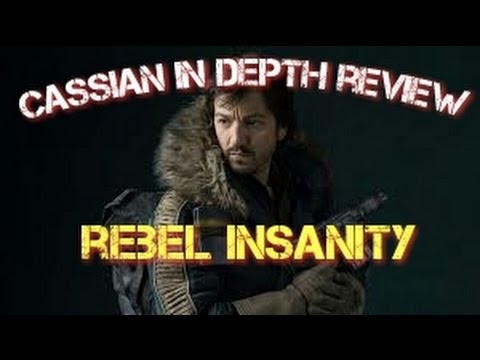 Cassian In Depth Character Review & Rebel Synergy INsanity !!!  Star Wars Galaxy of Heroes