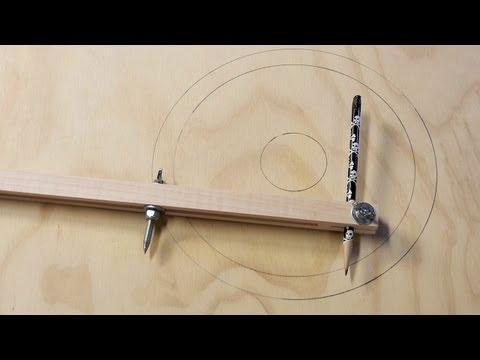 Make A Beam Compass