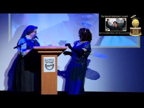 2016 Razzie Redeemer Award _  Sylvester Stallone