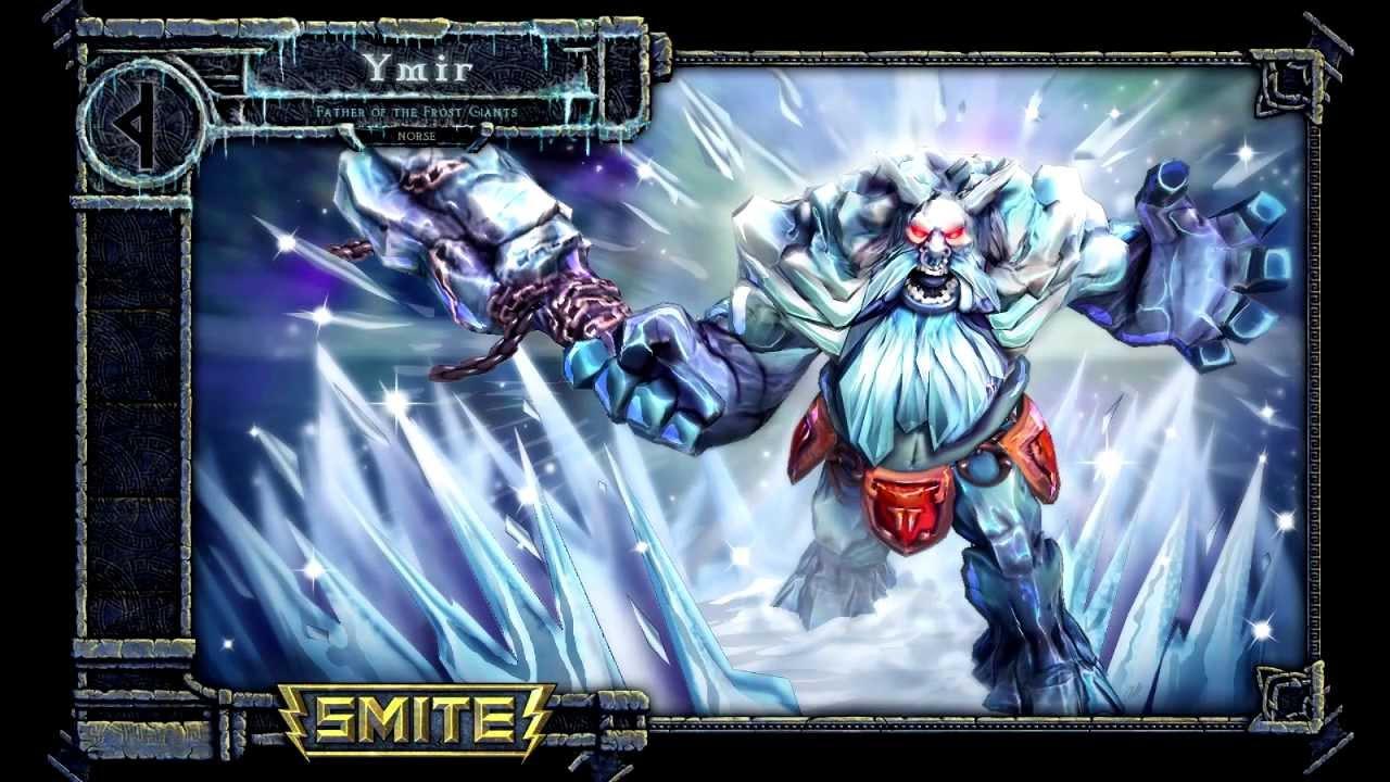 Smite Ymir Build Guide: Ymir - The ICE Tank :: SMITEFire