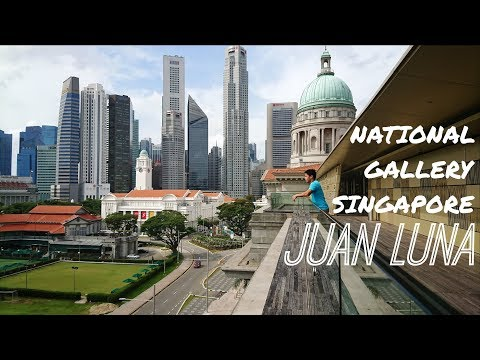 FLIPOUT #01: Between Worlds, Juan Luna at the National Gallery Singapore