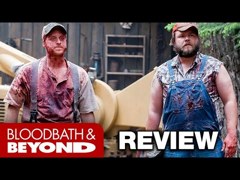 Tucker And Dale Vs Evil (2010) - Movie Review