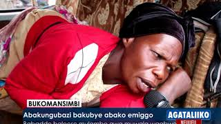 Abakungubazi bakubye  abako emiggo abasinga banyiga biwundu.