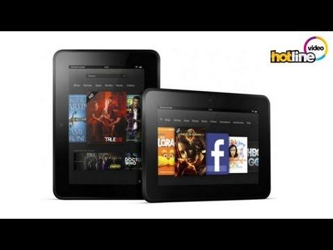 Обзор Amazon Kindle Fire HD 8.9