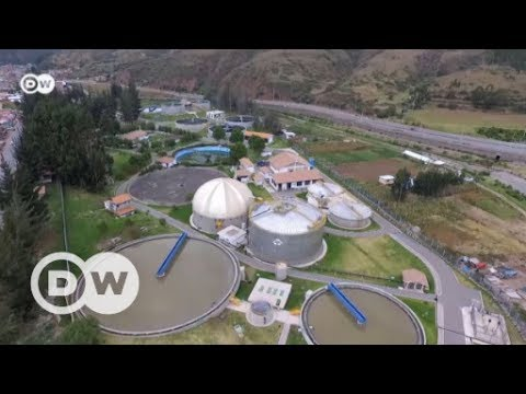 Wastewater management in Peru | DW English