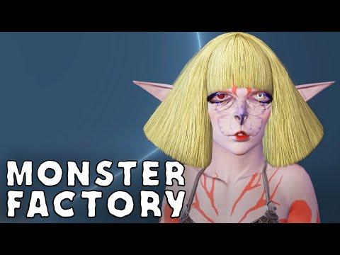Tammy Radbody loves tree beef | Monster Factory