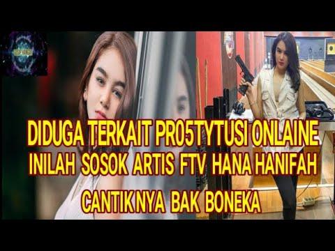 CANTIK BAK BONEKA INILAH SOSOK HANA HANIFAH ARTIS FTV YANG