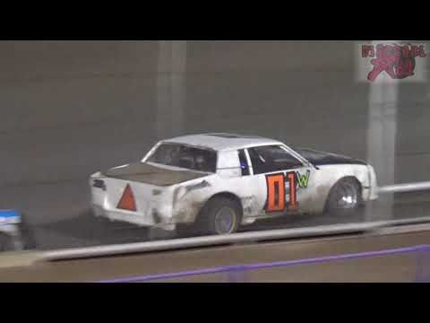 RPM Speedway 2017 Fall Nationals: 10-7-17 Stock Cars Last Chance Race 3