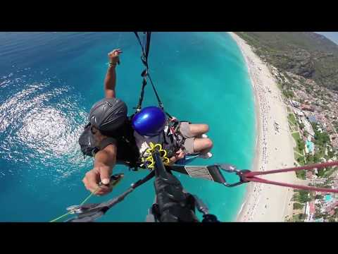 REACTION PARAGLIDING Tamer EREN