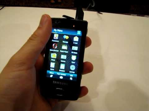 Hands-on: Samsung Omnia Lite B7300 2