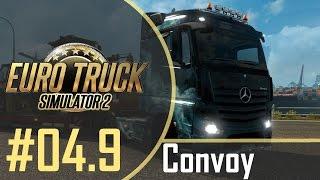 ETS 2   Convoy   #04.9   Die Streithähne hinter mir...    Euro Truck Simulator 2 [HD] thumbnail