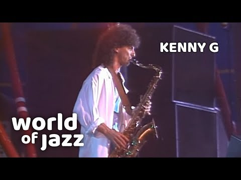 Kenny G live at the North Sea Jazz • 1987 • World of Jazz