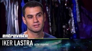 Entrevista con Iker Lastra, actor español