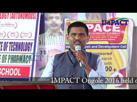 Making Money Online Tips By Blogging Experts  Sai Satish & Sai Ramesh at  IMPACT Ongole  2016