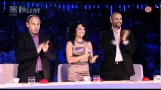 The Pastels | Semifinále | Česko Slovensko má talent 2010