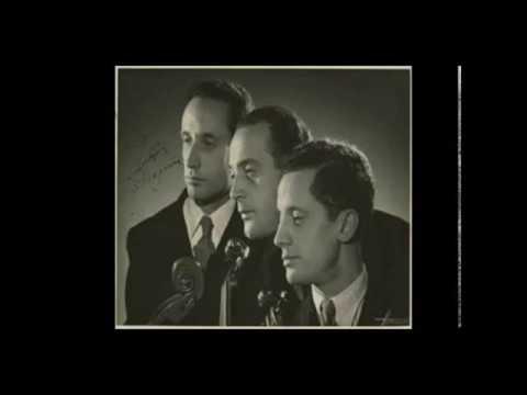Trio Pasquier -