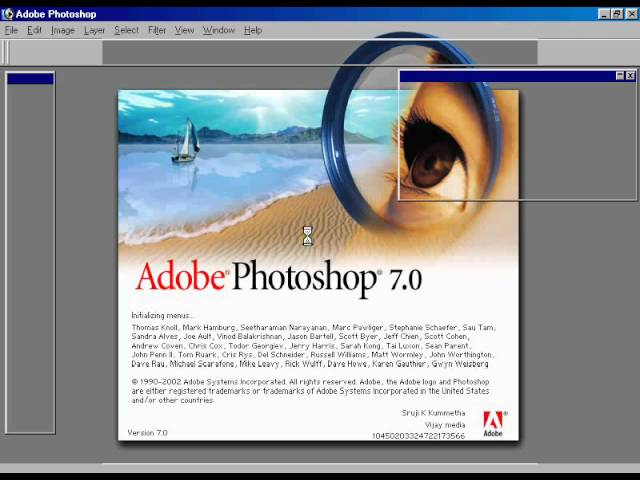 adobe photoshop 7 free download with serial number