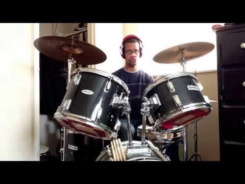 Dr. Ben Tankard ft. Shirley Murdoch - Jesus Is Love (Drum Cover)