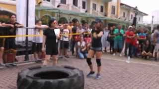 X Fit: Battle of Fitness