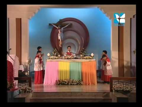 HOLY Mass in Malayalam, Latin Cheranelloor