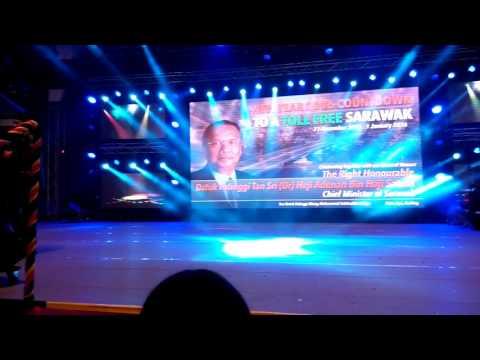 Amir Ukays - Di Sana Menanti Di Sini Menunggu (LIVE in Kuching)