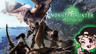 Monster Hunter World BETA First Impressions | My Mind Is Blown..