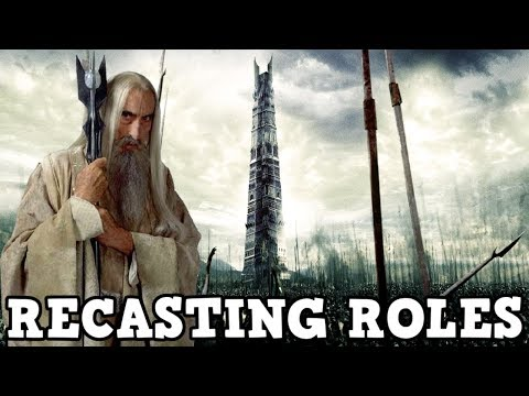 The Lord Of The Rings Amazon Series - Recasting LOTR And Hobbit Actors