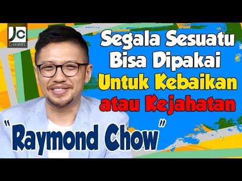 Raymond Chow, Magician Pembawa Pesan Positif - JC VLOG
