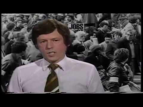 BBC1: Newsround / Evening News / continuity - Monday 21st September 1981