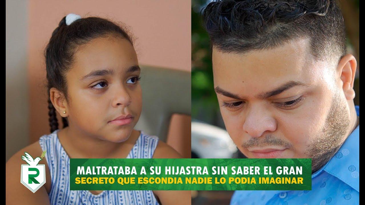 Maltrataba a su hijastra sin saber el gran secreto que escondia, nadie lo podia imaginar