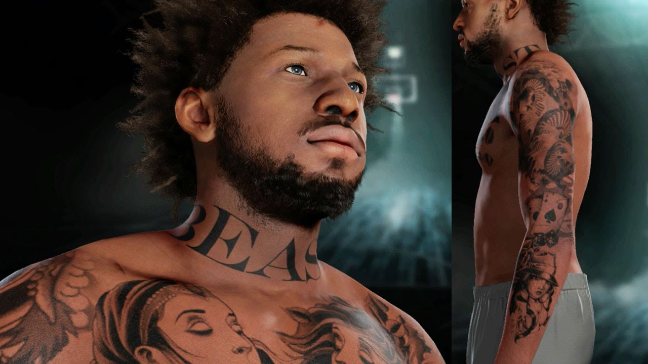 nba 2k16 my career gameplay ep 6 customized tattoos on bridges how to edit blend tattoos. Black Bedroom Furniture Sets. Home Design Ideas