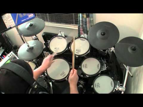 Double Vision - Foreigner (Drum Cover)