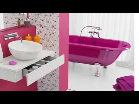 Funky bathroom decorating ideas