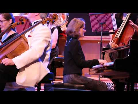 Rachel Flowers Plays The Endless Enigma -- Tribute to Keith Emerson