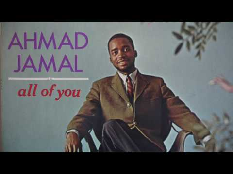 Ahmad Jamal – All Of You (1962) - Cool Jazz -  Chess – LP C 691