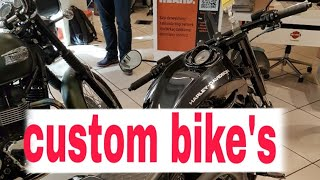 Custom bike | world best bikes | baba hr videos