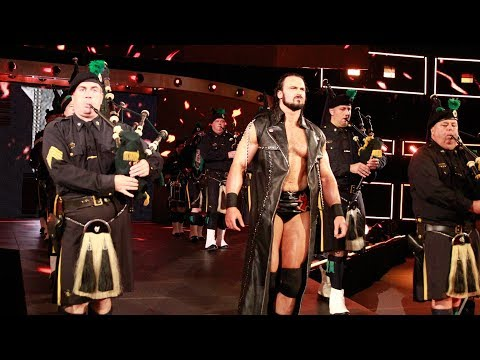 Drew McIntyre's NXT TakeOver entrance makes the WWE Music Power 10 (WWE Network Exclusive)