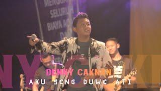 Download lagu DENNY CAKNAN - AKU SENG DUWE ATI, LIVE AT FT UNY