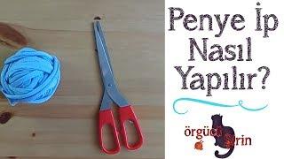 Penye İp Nasıl Yapılır?