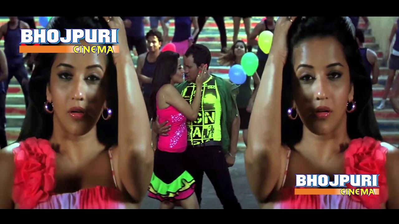 "Download Dinesh Lal Yadav ""Nirahua"", Monalisa | Superhit Bhojpuri Film"