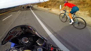Bikers vs. Cyclists? - Angus McCurdy